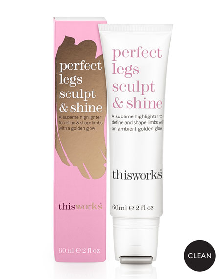 Image 2 of 2: This Works 2 oz. perfect legs sculpt & shine Perfect Legs Sculpt & Shine