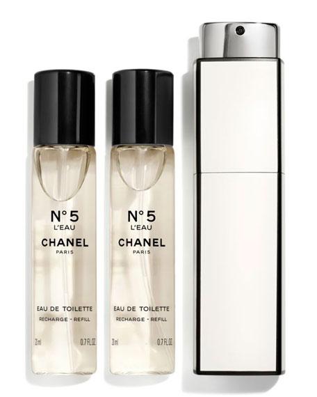 CHANEL <b>N&#176;5 L'EAU</b> <br> Eau de Toilette Purse Spray