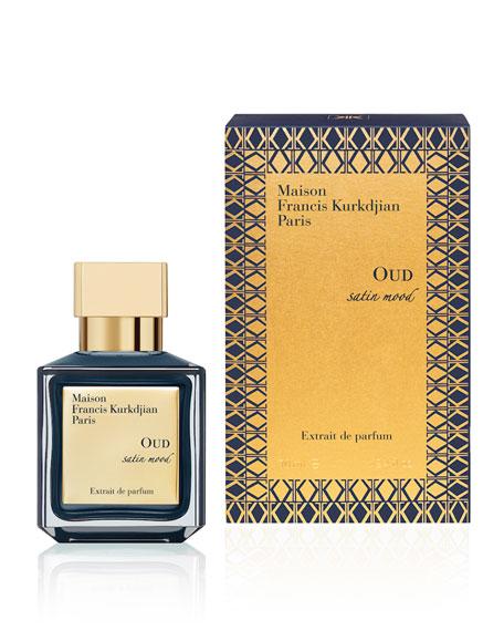 OUD satin mood Extrait de Parfum, 2.4 oz./ 70 mL