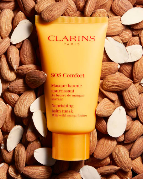 Image 2 of 5: Clarins 2.5 oz. SOS Comfort Mask