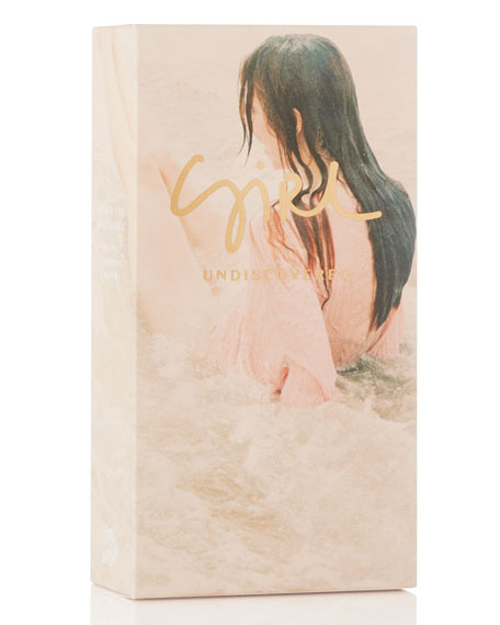 Girl Undiscovered Under the Waterfall Crystal Cleansing Water, 7.4 oz./ 220 mL
