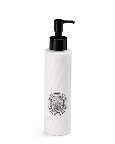 Diptyque Eau Rose Hand and Body Lotion, 6.8 oz./ 200 mL