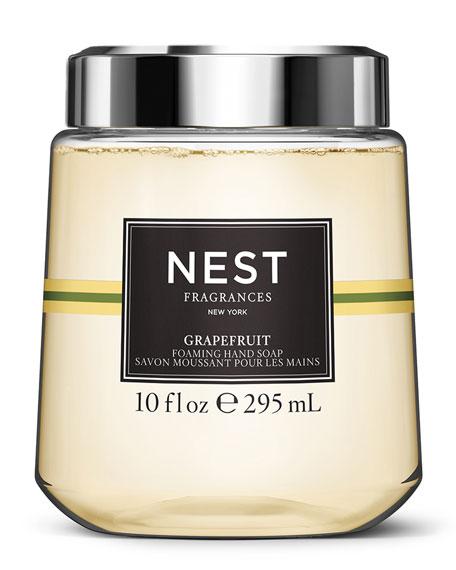 simplehuman NEST Fragrances Grapefruit Foaming Hand Wash Cartridge for simplehuman Sensor Pump, 10 oz./ 295 mL
