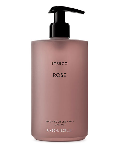 Rose Hand Wash, 15.2 oz./ 450 mL