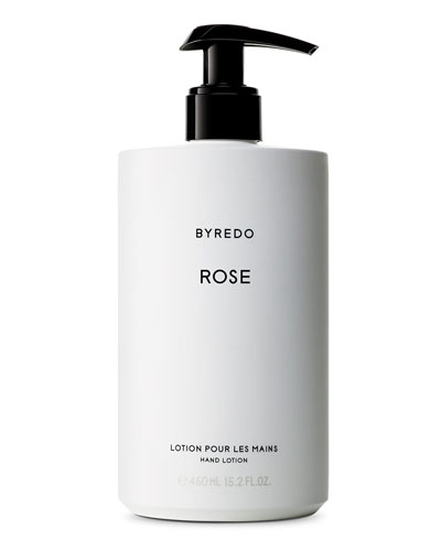 Rose Hand Lotion, 15 oz./ 450 mL