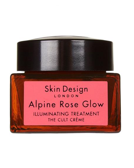 Skin Design London Alpine Rose Glow – Illuminating Treatment, 1.0 oz./ 30 mL