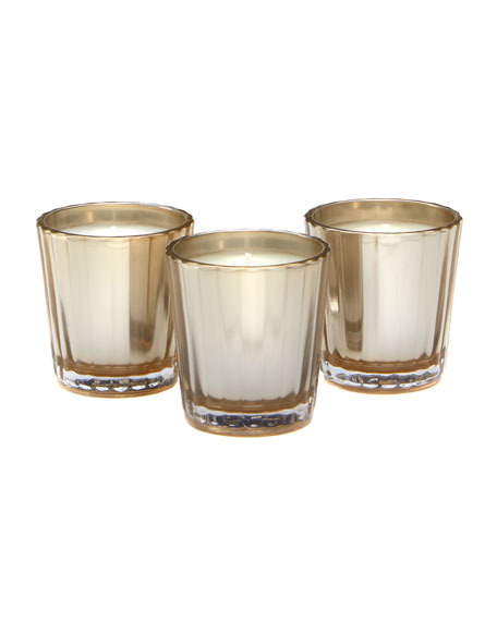 Clive Christian Candle Trio Votives Gift X, 2.1