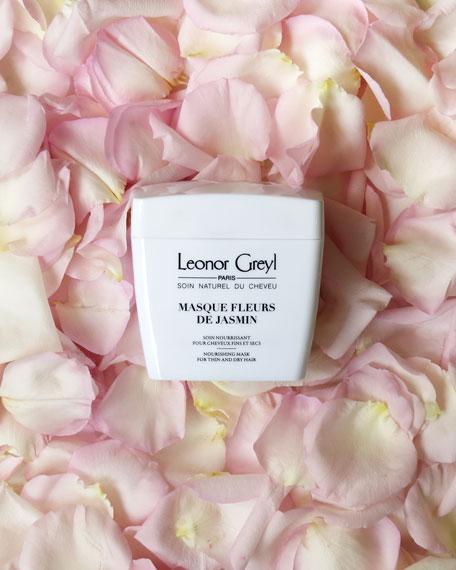Leonor Greyl Masque Fleurs de Jasmin (Nourishing Mask for Thin and Dry Hair), 7.0 oz./ 200 mL