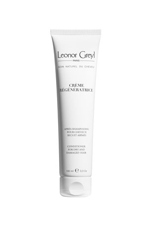 Leonor Greyl Crème Regeneratrice (Conditioner for Damaged, Dry, Colored Hair), 3.5 oz./ 100 mL