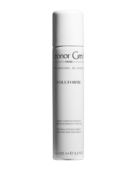 Leonor Greyl VOLUFORME (STYLING SPRAY FOR VOLUME AND HOLD), 4.2 OZ./ 125 ML