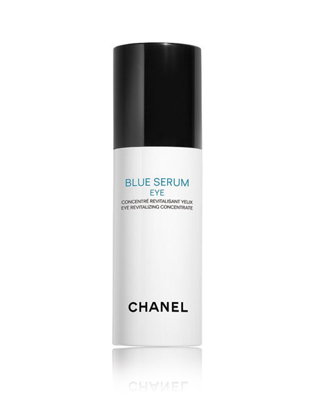 CHANEL <b>BLUE SERUM EYE</b><br> EYE REVITALIZING SERUM