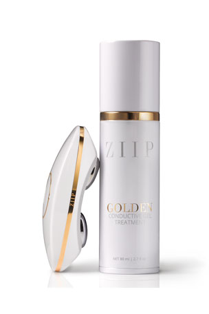 ZIIP ZIIP Beauty Device & Golden Conductive Gel