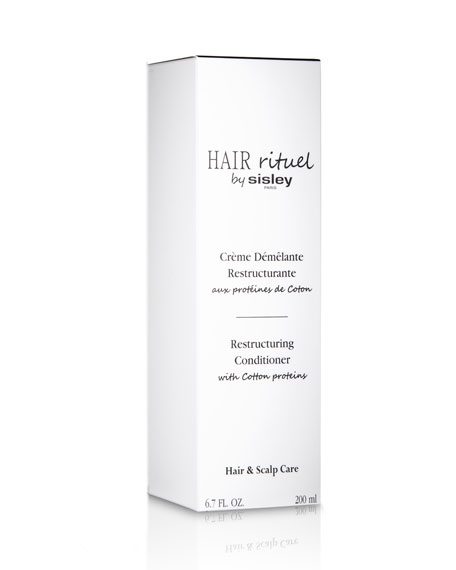 Restructuring Conditioner with Cotton Proteins, 6.7 oz./ 200 mL