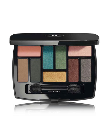 CHANEL <b>LES 9 OMBRES</b><br>MULTI-EFFECTS EYESHADOW PALETTE