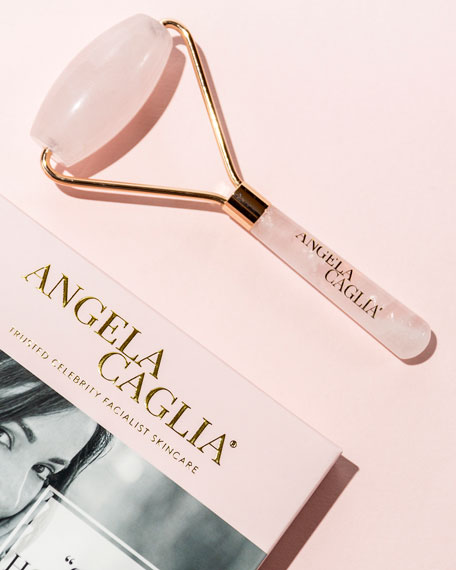 Angela Caglia Skincare Rose Quartz Roller