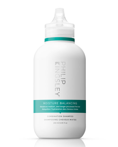 Philip Kingsley Moisture Balancing Combination Shampoo, 8.5 oz./ 250 mL