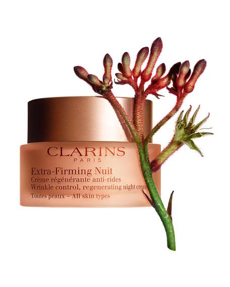 Extra-Firming Wrinkle Control Regenerating Night Cream - All Skin Types, 1.7 oz./ 50 mL