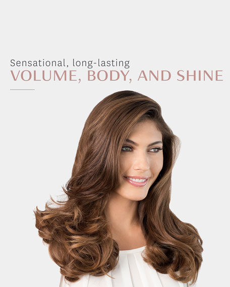 Volumizing Hot Rollers LUXE for Volume, Body, & Shine