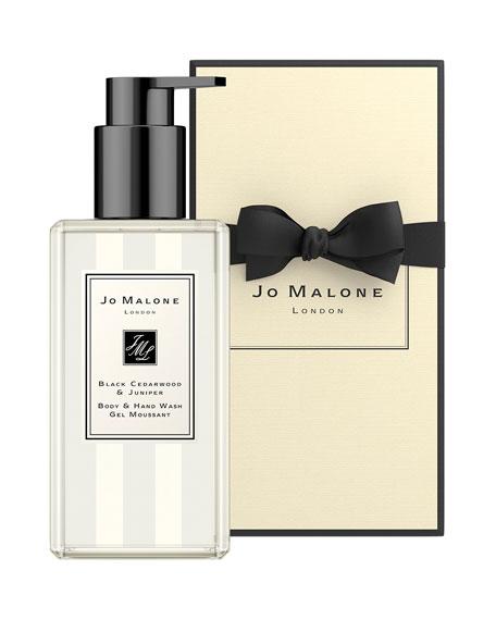 Jo Malone London Black Cedarwood & Juniper Body & Hand Wash, 8.4 oz./ 250 mL