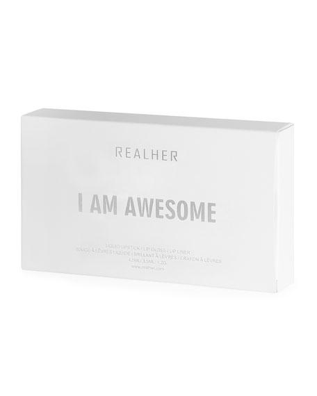 RealHer I Am Awesome Lip Kit