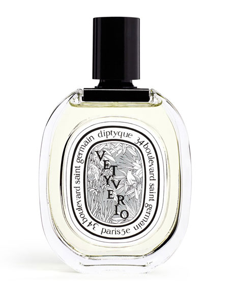 Image 1 of 2: Diptyque 3.4 oz. Vetyverio Eau de Toilette