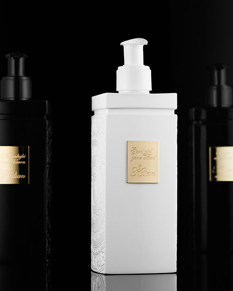 Kilian Straight to Heaven, white cristal Shower Gel 200 mL Refill and its vessel