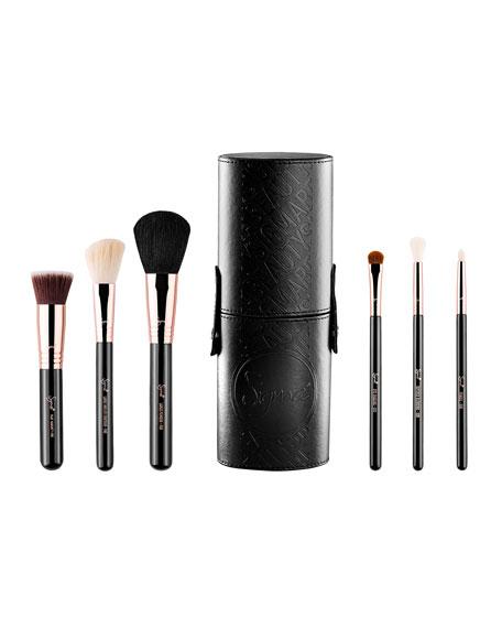 Complete Look Copper Brush Set