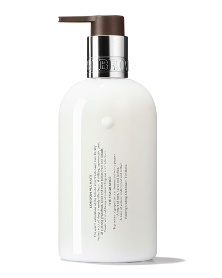 Image 2 of 4: Molton Brown 10 oz. Vetiver & Grapefruit Body Lotion