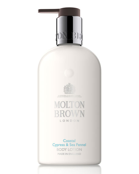 Molton Brown Coastal Cypress & Sea Fennel Body Lotion, 10 oz./ 300 mL