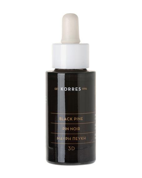 Korres BLACK PINE FACE SERUM, 1.0 OZ./ 30 ML