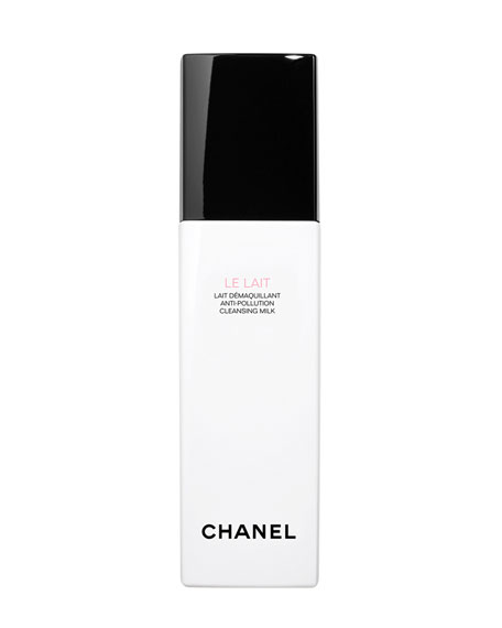 CHANEL <b>LE LAIT</b><br>Anti-Pollution Cleansing Milk