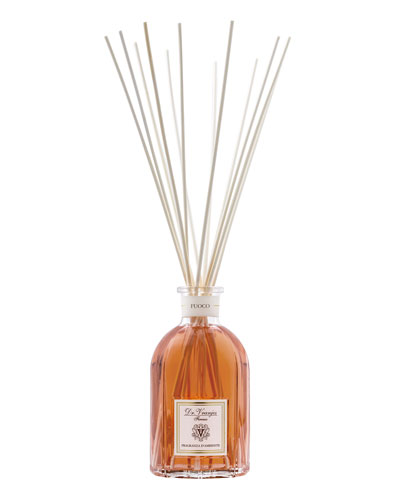 Fuoco Glass Bottle Home Fragrance  17 oz./ 500 mL