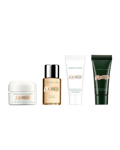 Yours with any $200 La Mer Purchase