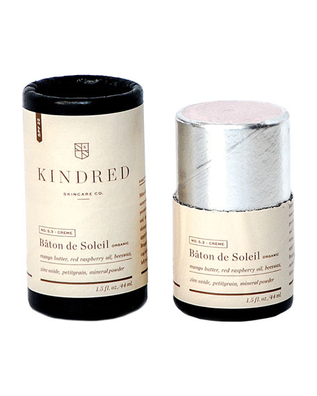 Kindred Skincare Co. Baton De Soleil Organic Stick
