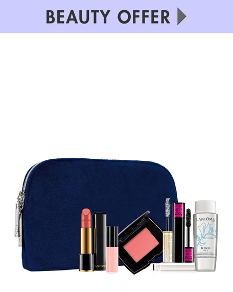 Lancome Yours with any $100 Lancome Purchase