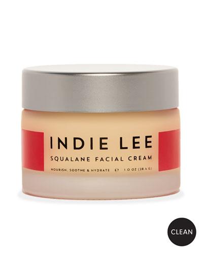 Squalane Facial Cream  1.0 oz./ 30 mL