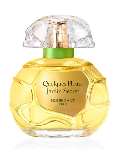 Quelques Fleurs Jardin Secret Collection Privee, 3.3 oz./ 100 mL