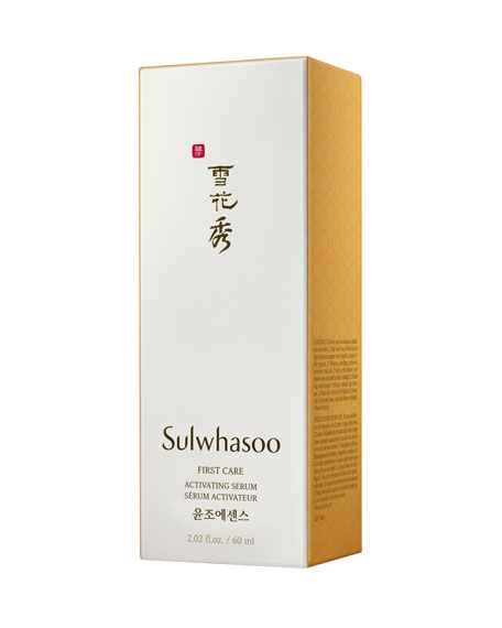 Sulwhasoo First Care Activating Serum, 2 oz./ 59 mL
