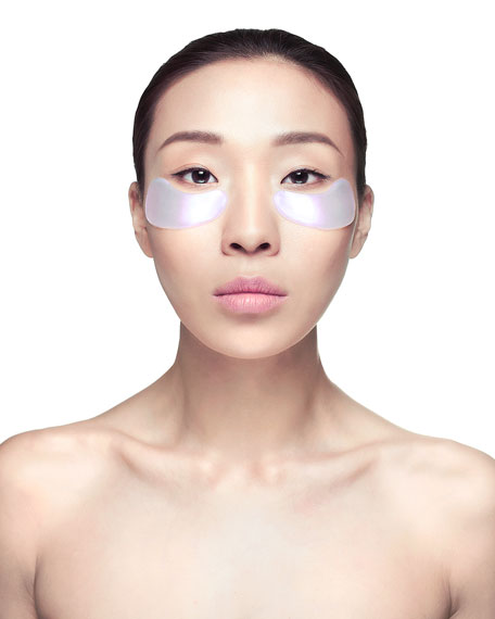 Knesko Skin Diamond Radiance Collagen Eye Masks (6 Treatments)