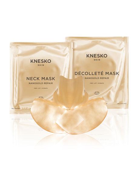 Knesko Skin Nano Gold Repair Neck and Decollete Set ($80 Value)