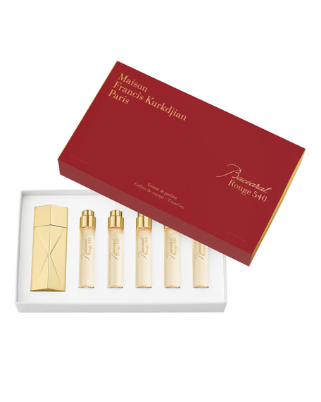 Maison Francis Kurkdjian Exclusive Baccarat Rouge 540 Extrait de parfum - Travel set