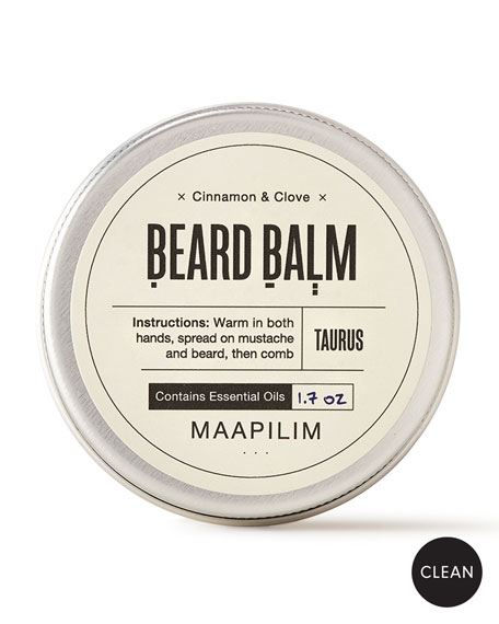 Image 1 of 1: 1.7 oz. Beard Balm - Cinnamon & Clove