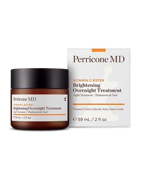 Perricone MD Vitamin C Ester Brightening Overnight Treatment, 2 oz./ 59 mL