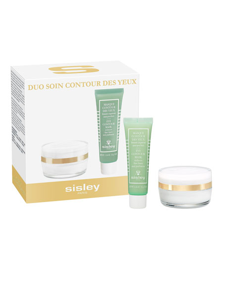 Sisley Paris EYE CONTOUR CARE DUO ($335 VALUE)