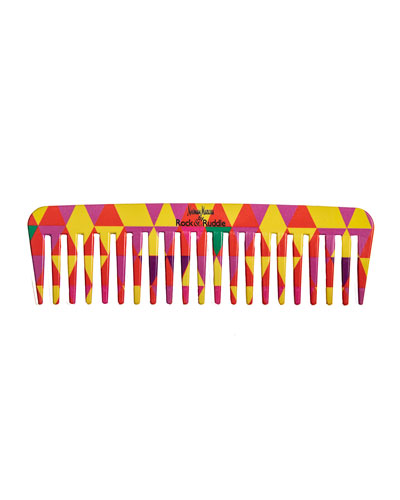 Limited Holiday Edition Wide Tooth Comb