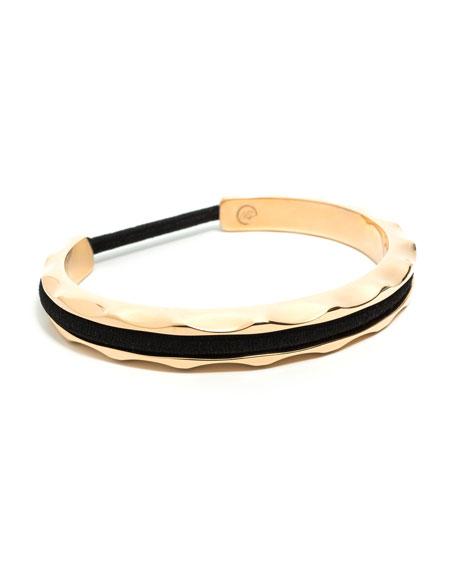 Maria Shireen Luna Hair Tie Bracelet, Rose Gold