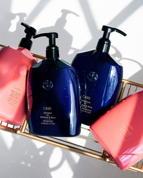 Oribe Shampoo for Brilliance & Shine, 33 oz./ 1 L