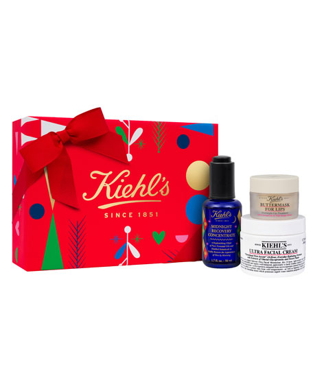 Kiehl's Since 1851 Exclusive Party Ready Hits Set ($131 Value)