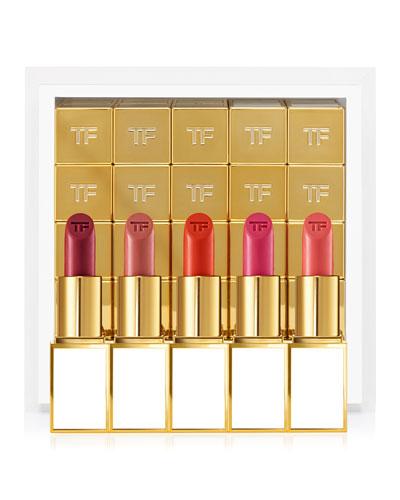 Girls 25-Piece Lipstick Collection Set