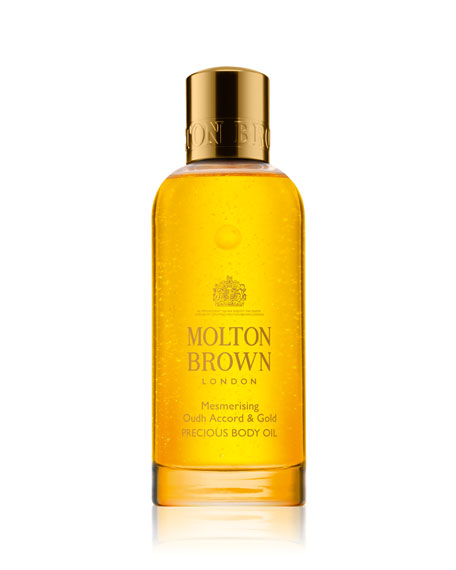 Molton Brown Mesmerizing Oudh Accord & Gold Body